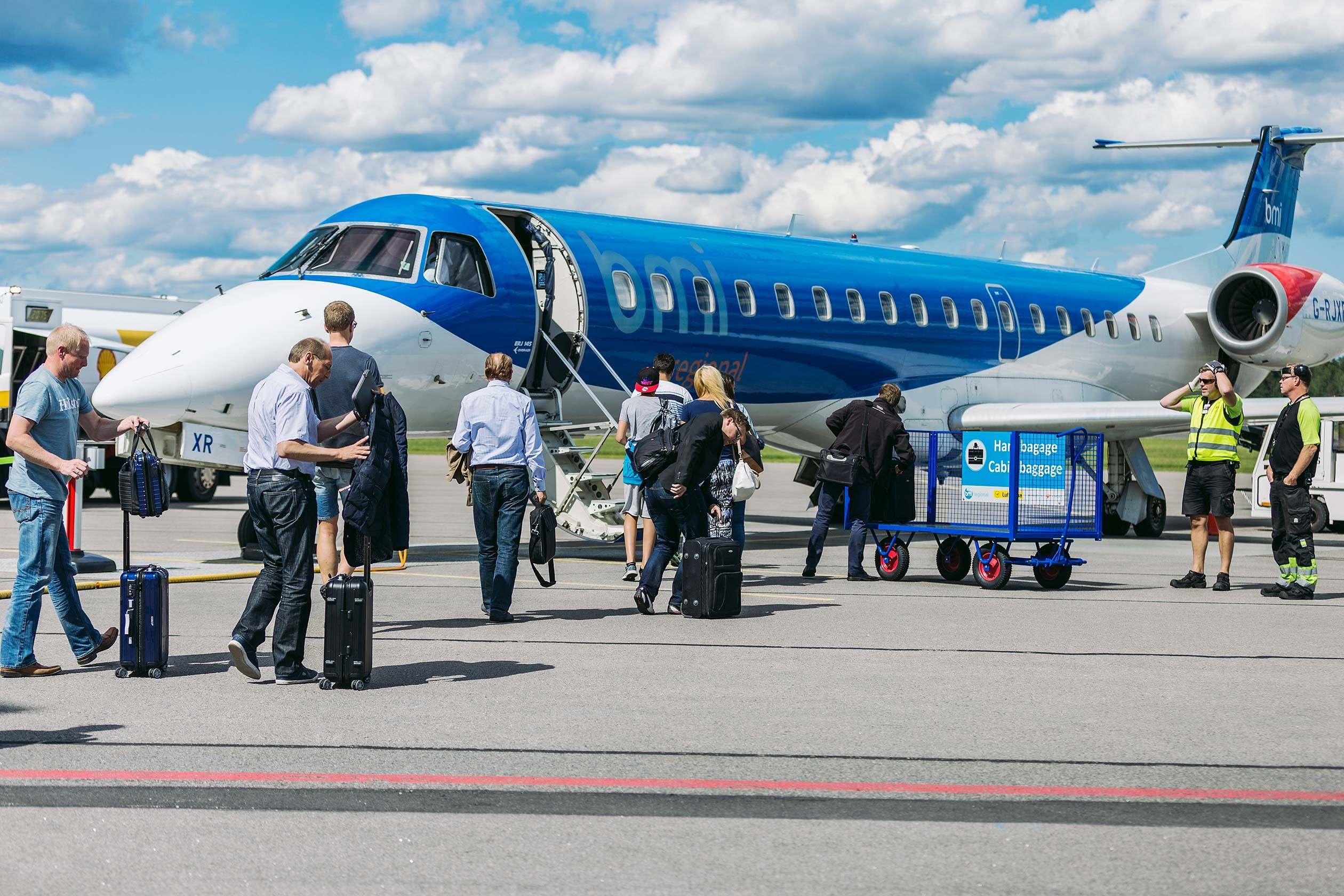 Webbson AB bygger en mobilanpassad hemsida till Norrköpings flygplats